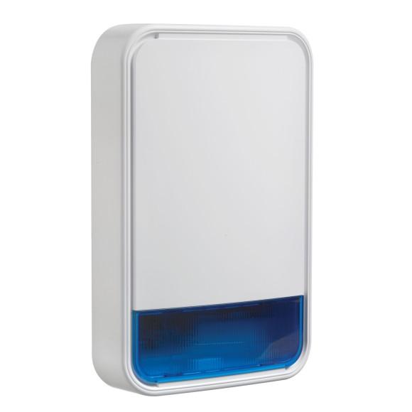 PG4911 – Sirene PowerG sem fio área externa com Bateria
