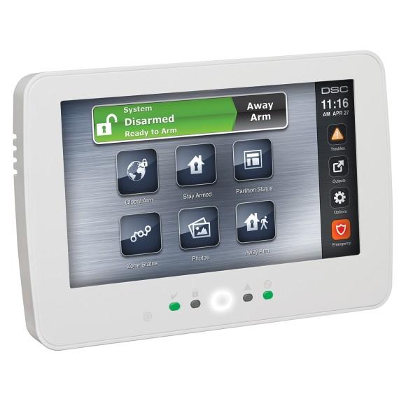 HS2TCHP -  Teclado PowerSeries NEO cab Touch de 7 c sensor de prox